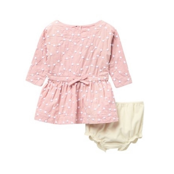 NWT.BURBERRY 2 Piece Dress/Bloomers